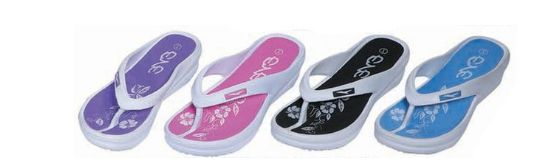 Wholesale Footwear Ladies Sport Flip Flop