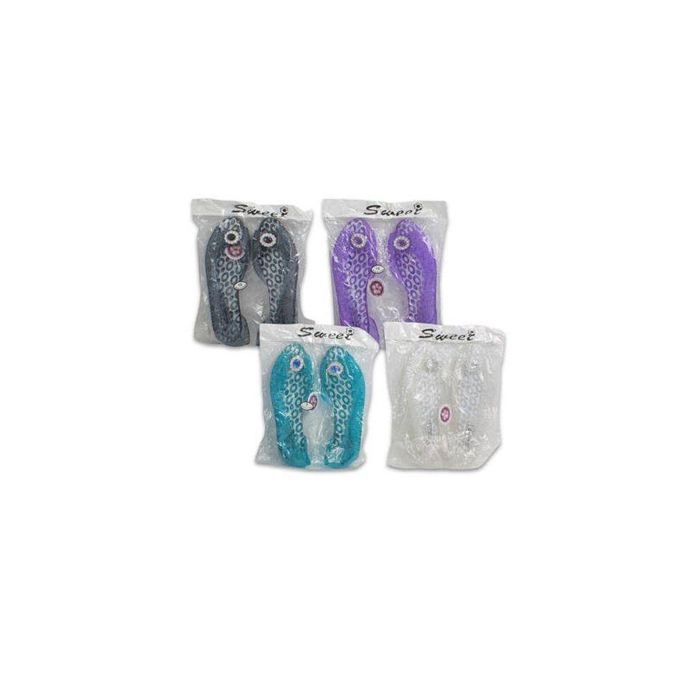Women's jelly sandals size 10 - Wholesale Footwear Plastic Sandals In Assorted Sizes 5 10 Clear Blue Purple