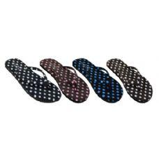 Wholesale Footwear Polka Dot Sandal