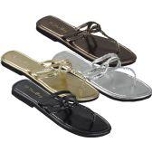 Wholesale Footwear Ladies' Sandal Assorted Colors