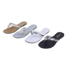 Wholesale Footwear Womans Fashion Flip Flop