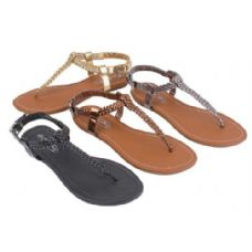 Wholesale Footwear Ladies' Fashion Sandals