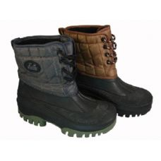 Wholesale Footwear Boy's water proof snow boots