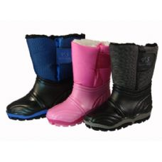 Wholesale Footwear Kid's Water Proof Snow Boot