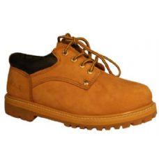 "Wholesale Footwear Men's Genuine Leather BootS--4"""