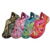 Wholesale Footwear Women's Tie-Dyed Sandals