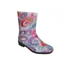 Wholesale Footwear Lady Mid Fusion Rainboot