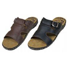 Wholesale Footwear Mens Leather Sandal