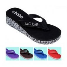 Wholesale Footwear Ladies EVA Sandal And Flip Flop