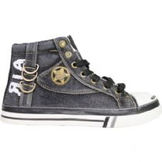 Wholesale Footwear Mens Canvas Casual Shoe