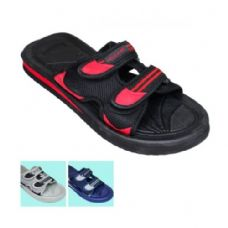 Wholesale Footwear Mens 2 Snap Sandal