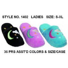 Wholesale Footwear Ladies Winter Slipper