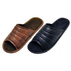 Wholesale Footwear Mens Open Toe Slipper