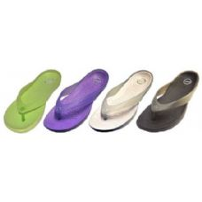 Wholesale Footwear Ladies Rubber Flip Flop