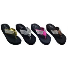Wholesale Footwear Ladies Designer Sandal Flip Flop