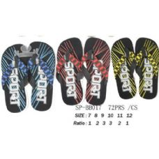 Wholesale Footwear Mens Sport Flip Flop