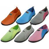 Wholesale Footwear Women's 'wave' Aqua Socks