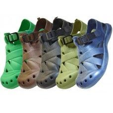 Wholesale Footwear Women's PVC Sandals
