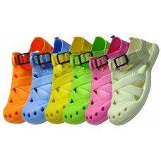 Wholesale Footwear Women's Pvc Sandals