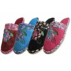 Wholesale Footwear Slippers with fun prints!