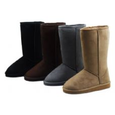 Wholesale Footwear Ladies Boots Assorted Colors