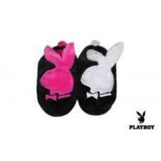 Wholesale Footwear Ladies PlayBoy Slippers