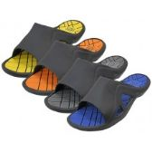 Wholesale Footwear Men's Sport Slide Sandals