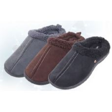 "Wholesale Footwear ""James Fiallo"" Mens Clog Slippers"