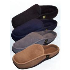 Wholesale Footwear Bertelli Men's Slide-In Slippers