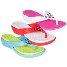 Wholesale Footwear Ladies Fashion Flip Flops
