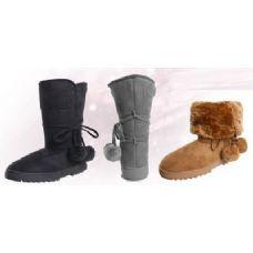 "Wholesale Footwear Isadora"" Womens Boots"