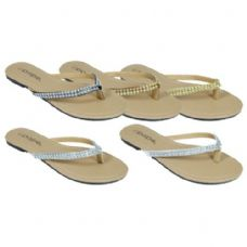 Wholesale Footwear Ladies Studded Sandal