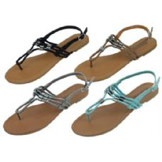 Wholesale Footwear Ladies Fashion Every Day Sandal
