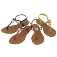 Wholesale Footwear Ladies Fancy Sandal