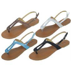 Wholesale Footwear Ladies Summer Fashion Sandal