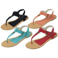 Wholesale Footwear Ladies Summer Sandals