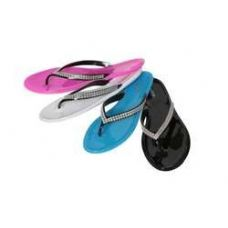 Wholesale Footwear Women's Isadora Fashion Jelly Flip Flop