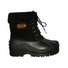 Wholesale Footwear Ladies Rain Boot In Black
