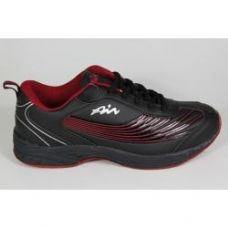 Wholesale Footwear Mens Summer Sneakers In BLACK&RED