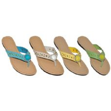 Wholesale Footwear Ladies Summer Fashion Flip Flop