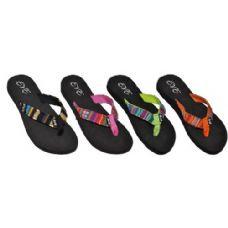 Wholesale Footwear Ladies Summer Flip Flop