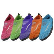 Wholesale Footwear Girl's Aqua Socks Assorted Colors
