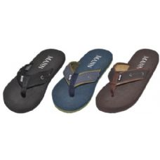 Wholesale Footwear Mens Summer Casual Flip Flops