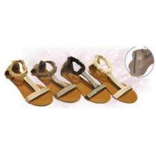 Wholesale Footwear Ladies Fashion Summer Flip Flops