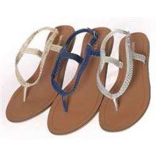 Wholesale Footwear Ladies Fashion Sandals