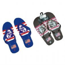 Wholesale Footwear SLIPPER-Men Slipper Eagle Design
