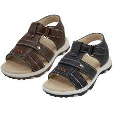 Wholesale Footwear Boy's Velcro Strap Sandals