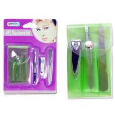 Wholesale Footwear MANICURE 4PC/SET
