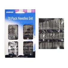 Wholesale Footwear NEEDLES 70PC/SET PACKING