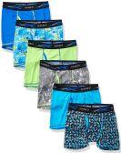 Wholesale Footwear Hanes Boys Boxer Brief Assorted Prints Size Medium